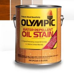 Olympic Water Repellent Oil Stain