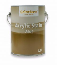 Colorseen Acrylic Stain Mat